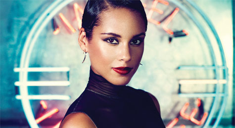 Alicia Keys - Vancouver March 8th