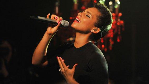 Alicia Keys & Miguel 2013 Tour Vancouver Concert