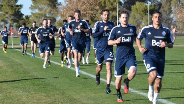 Vancouver Whitecaps Return March 2nd