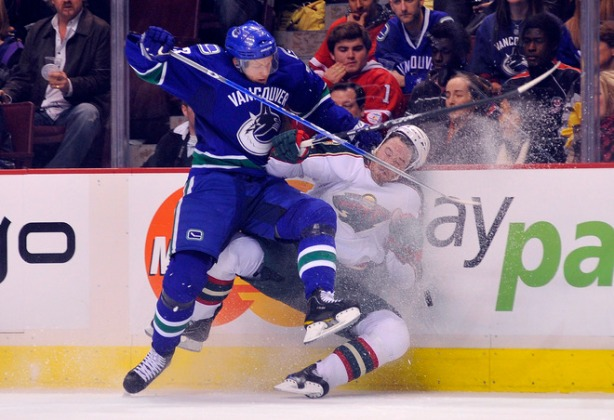 Vancouver Canucks vs Minnesota wild - Tonight 5PM