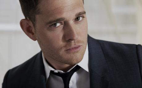 Michael Buble - Concert Annoucement!