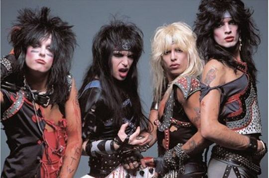 Mötley Crüe's farewell tour to end in Vancouver